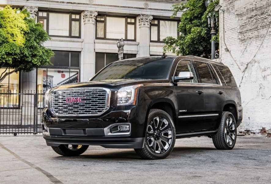 11 The 2020 GMC Yukon Xl Release Date Style