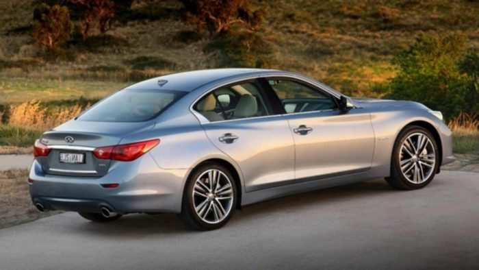11 The 2020 Infiniti Q50 Redesign Reviews