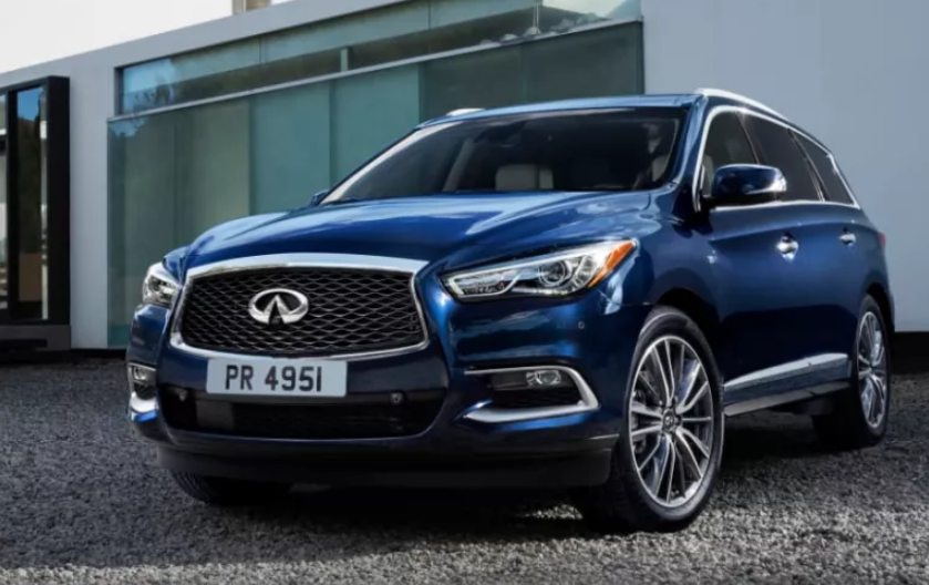 11 The 2020 Infiniti Qx60 Spy Photos History