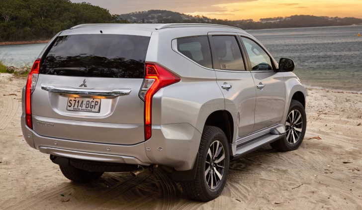 11 The 2020 Mitsubishi Montero Sport Ratings