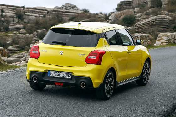 11 The 2020 New Suzuki Swift Sport Picture