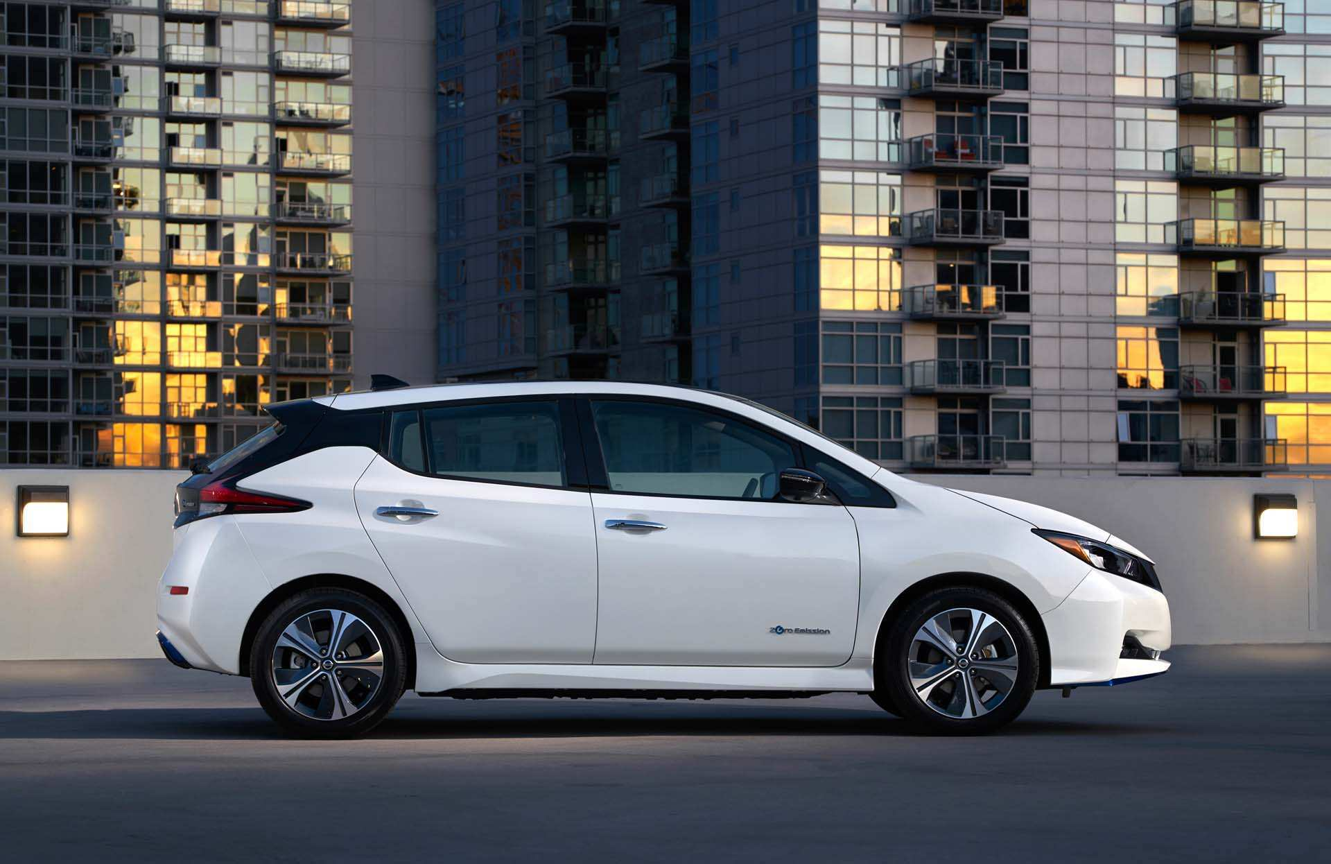11 The 2020 Nissan Leaf Range Picture