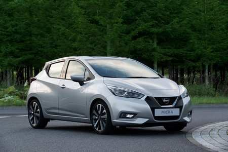 11 The 2020 Nissan March Mexico Columbia Price And Release Date