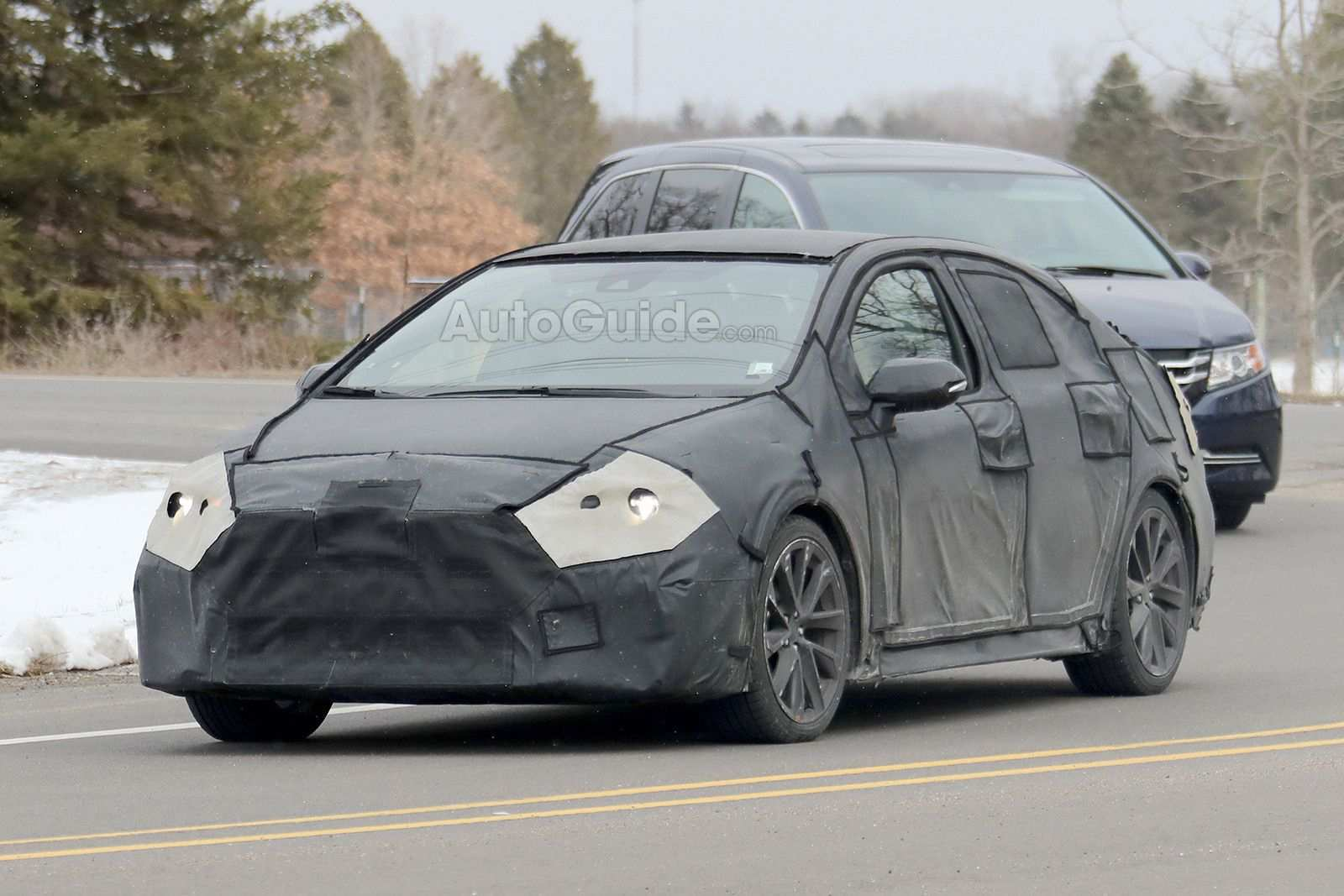 11 The 2020 Spy Shots Toyota Prius New Review