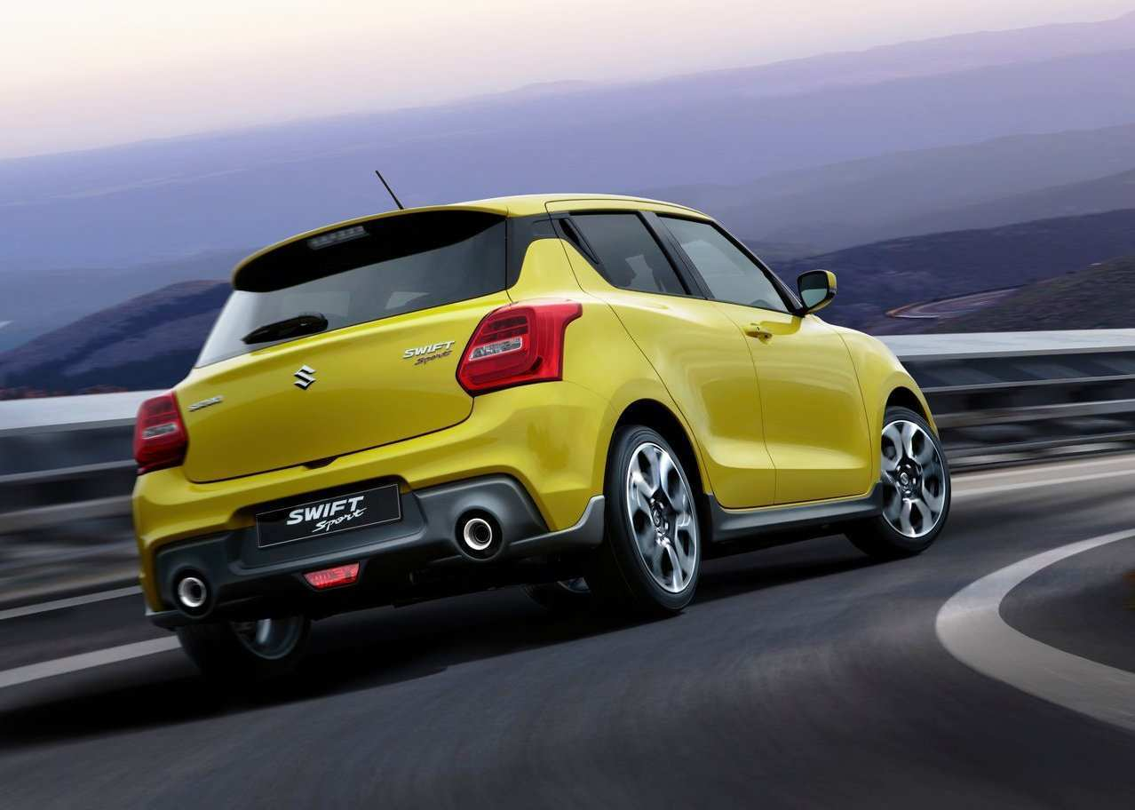 11 The 2020 Suzuki Swift History