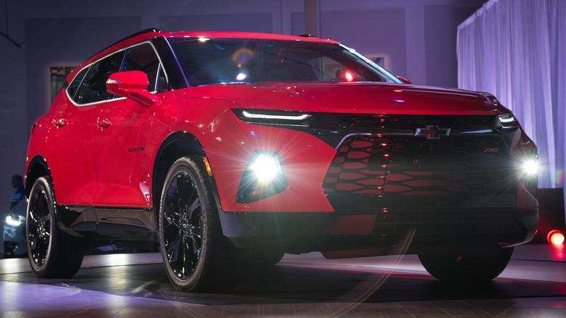 11 The 2020 The Chevy Blazer Research New