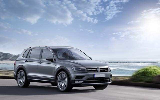 11 The 2020 VW Tiguan Images
