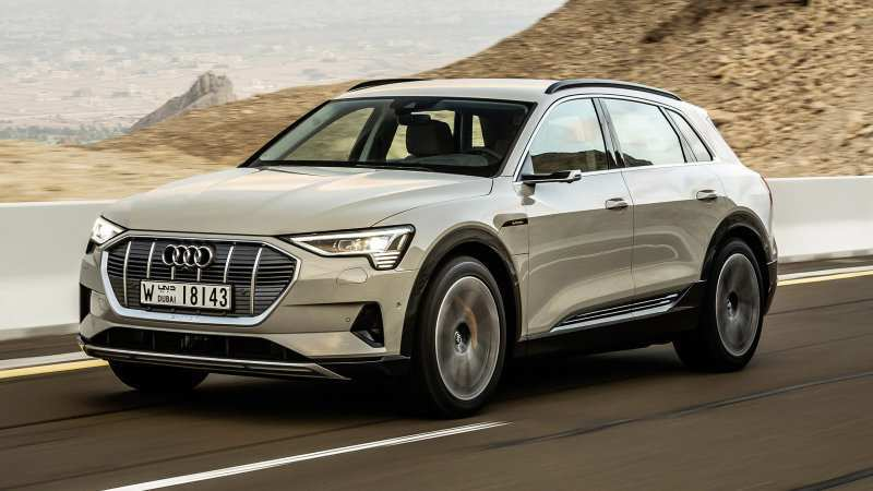 11 The Audi Hybrid Range 2020 First Drive