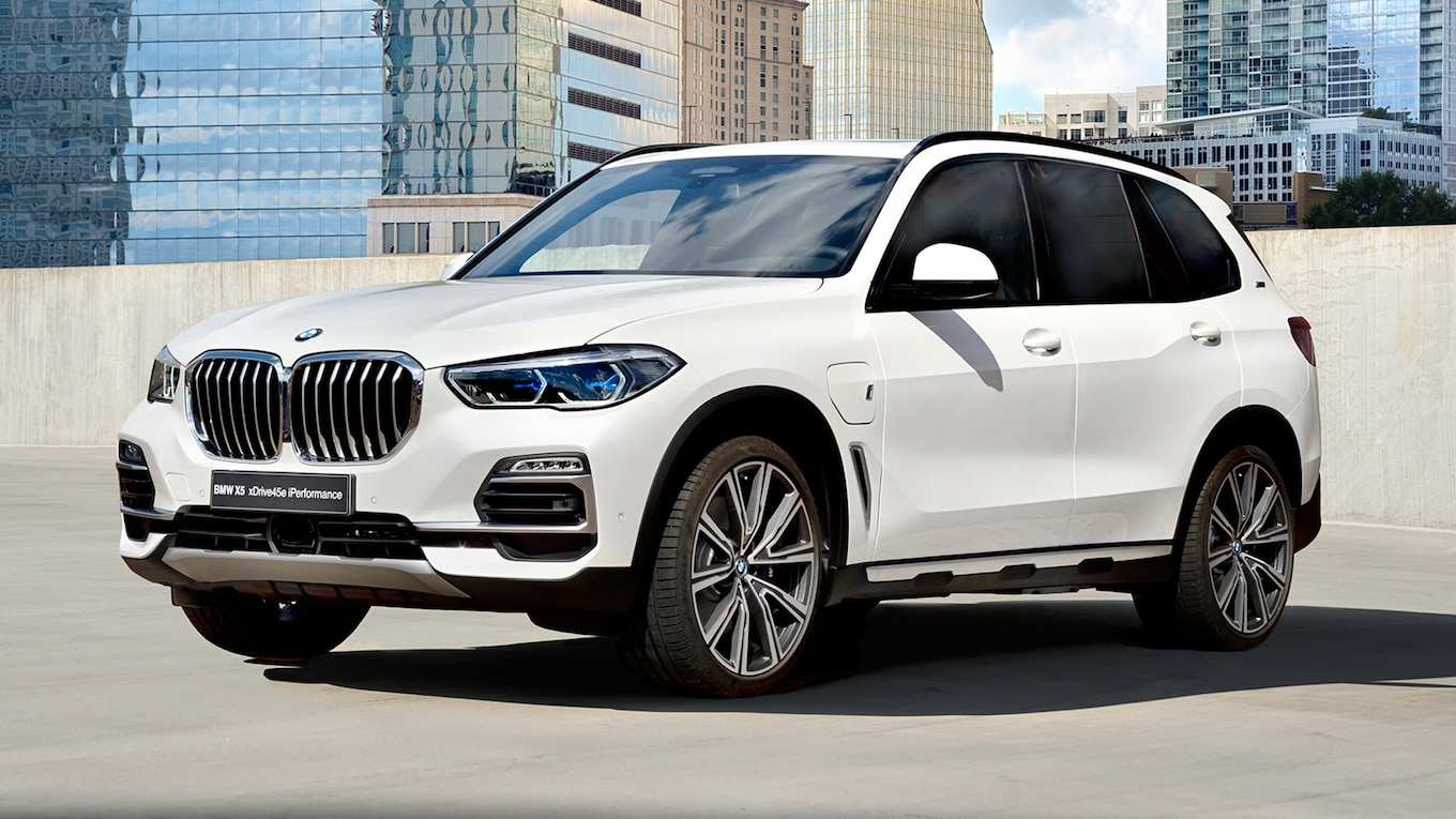 11 The BMW Plug In Hybrid 2020 Engine
