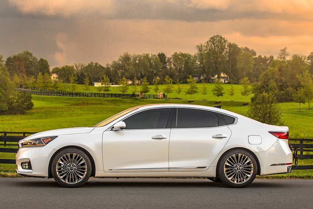 11 The Best 2019 All Kia Cadenza Redesign