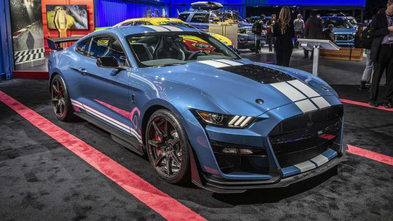 11 The Best 2019 Ford Mustang Gt500 Wallpaper