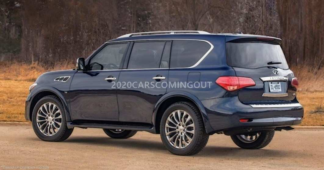 11 The Best 2019 Infiniti Qx80 Monograph Engine