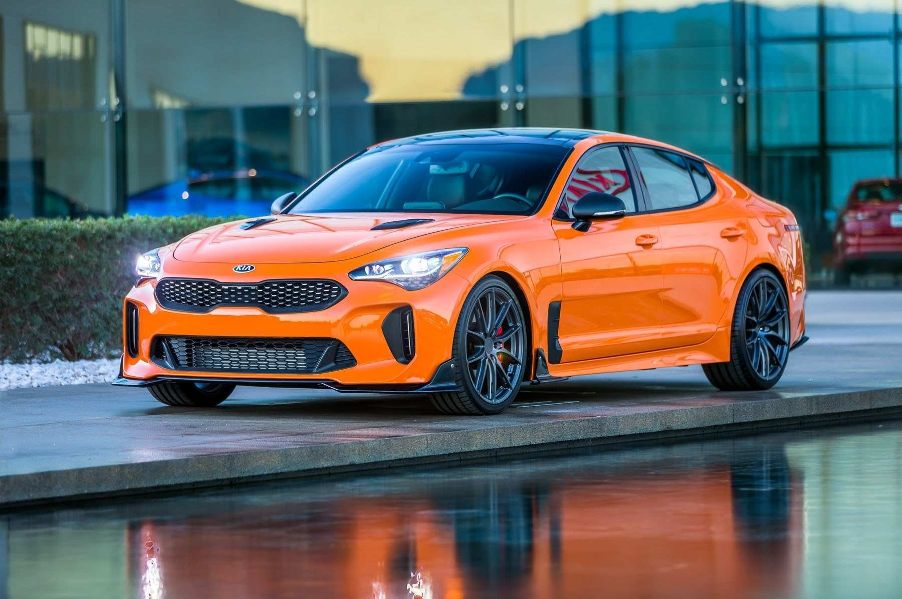 11 The Best 2019 Kia Stinger Gt Specs Release