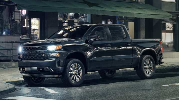 11 The Best 2019 Spy Silverado 1500 Diesel Redesign And Concept