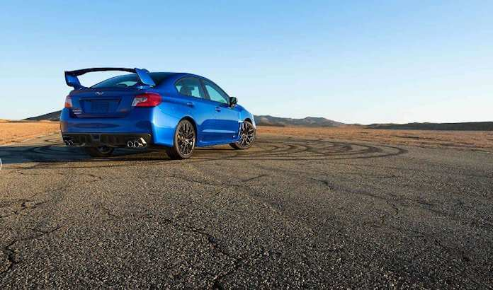 11 The Best 2019 Subaru Hatchback Sti Specs