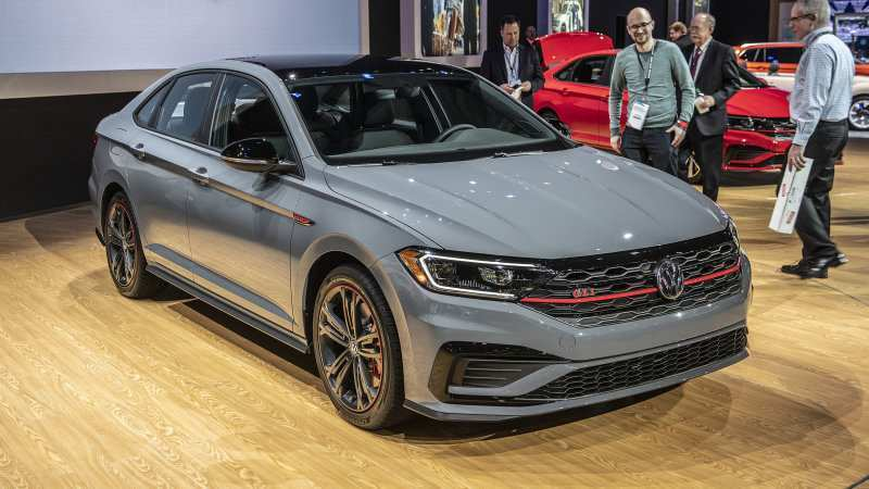 11 The Best 2019 Vw Jetta Gli New Model And Performance