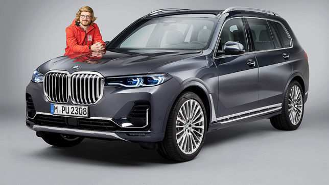 11 The Best 2020 BMW X7 Suv Series New Model And Performance