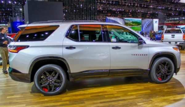 11 The Best 2020 Chevrolet Traverses Redesign And Concept