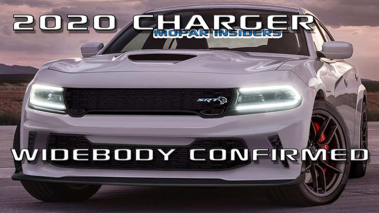 11 The Best 2020 Dodge Charger Engine Style