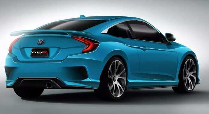 11 The Best 2020 Honda Civic Coupe Model