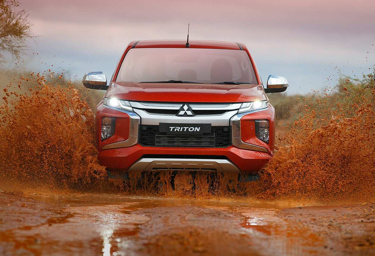 11 The Best 2020 Mitsubishi Triton Perfect Outdoor Price And Release Date
