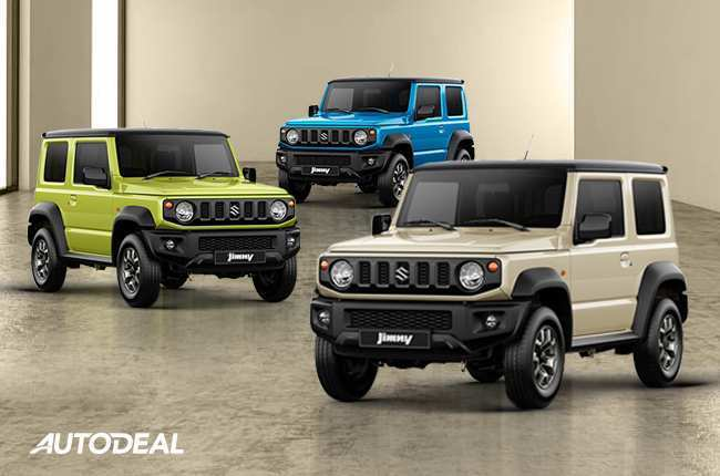 11 The Best 2020 Suzuki Jimny Model Release Date