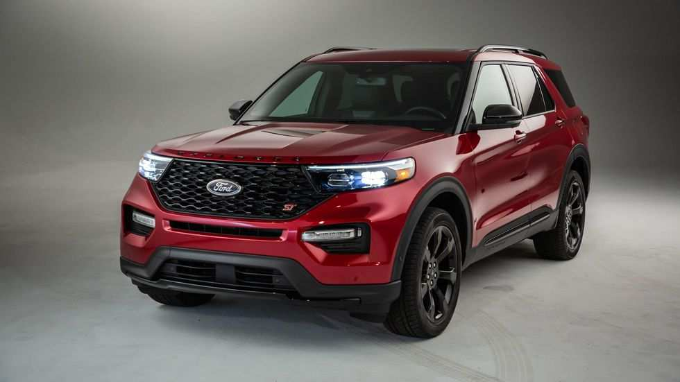 11 The Best 2020 The Ford Explorer Redesign And Concept