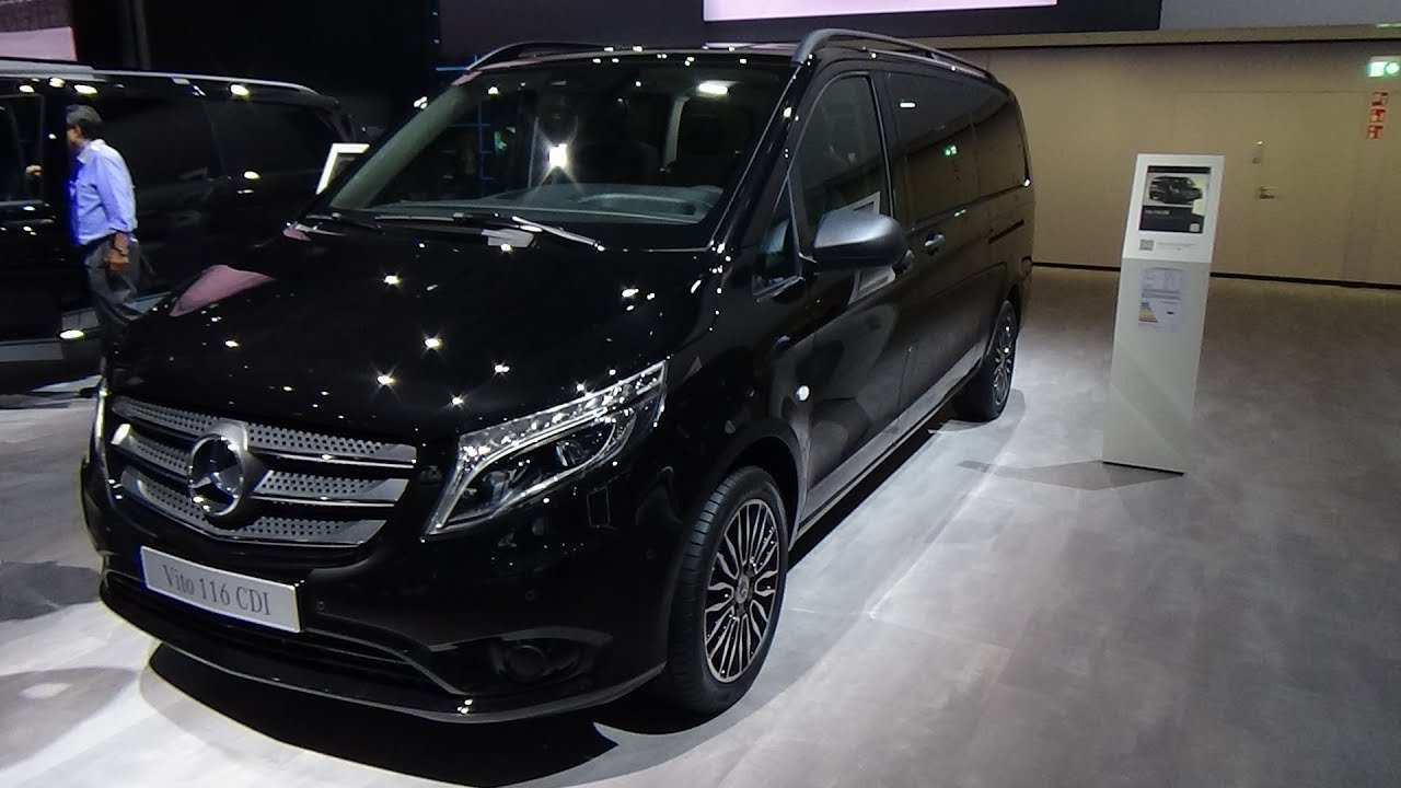 11 The Best Mercedes Vito 2019 New Model And Performance