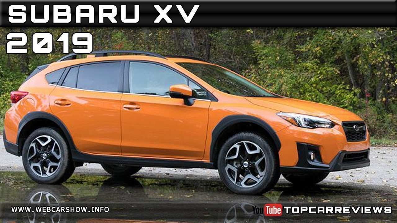 11 The Best Subaru Xv 2019 Picture