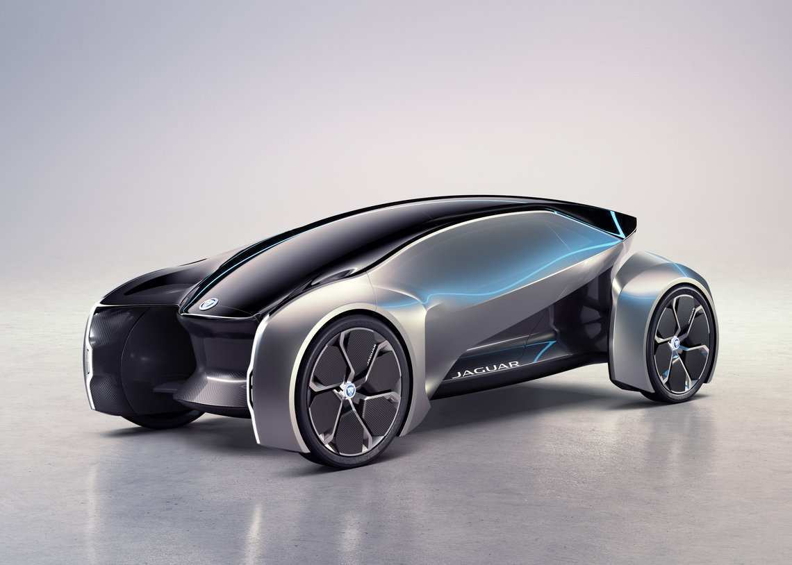 11 The Jaguar Land Rover 2020 Vision New Concept