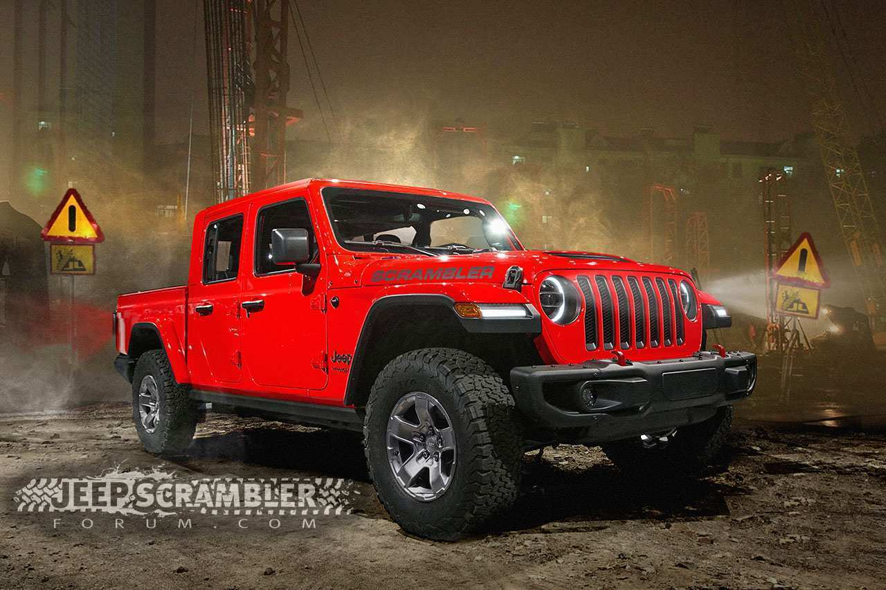 11 The Jeep Jt 2020 Concept And Review