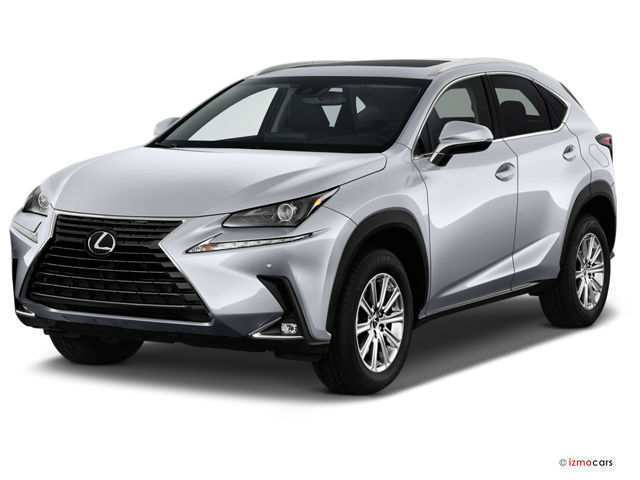 11 The Lexus Nx 2020 News Exterior