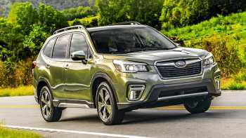 11 The Subaru Forester 2019 News Photos