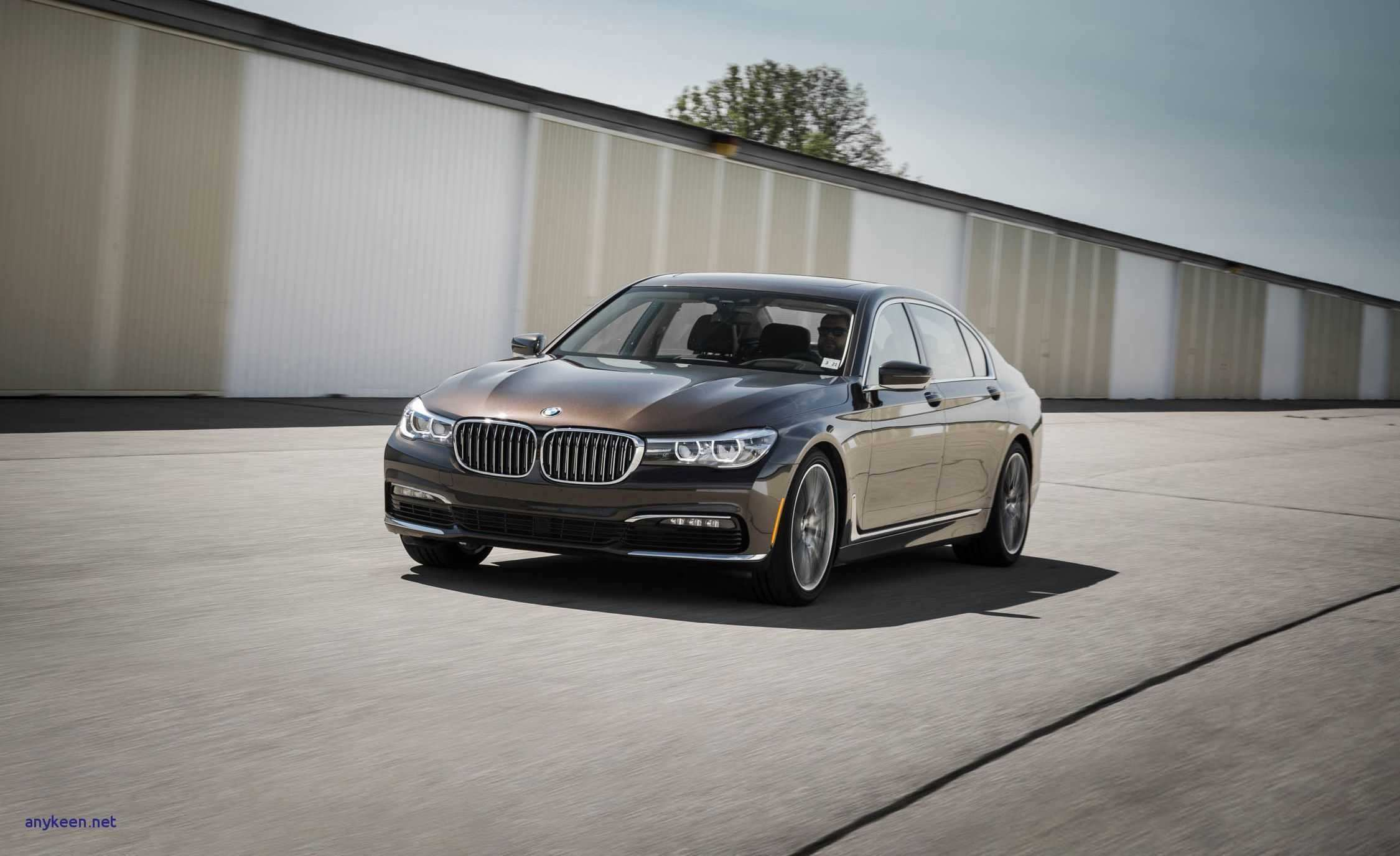 12 A 2019 BMW 7 Series Perfection New Model