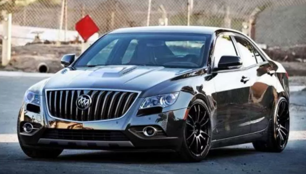 12 A 2019 Buick Grand National Gnx Prices