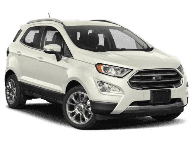 12 A 2019 Ford Ecosport Rumors