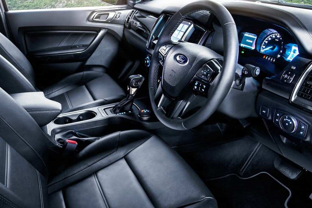 12 A 2019 Ford Everest Ratings
