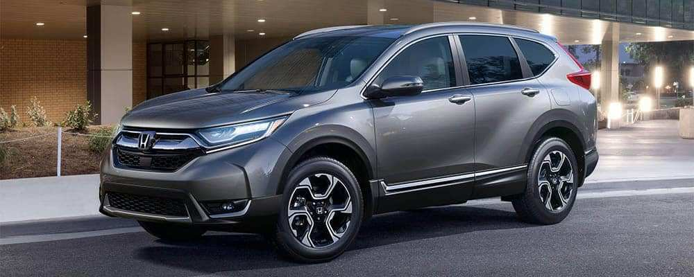 12 A 2019 Honda CR V Speed Test