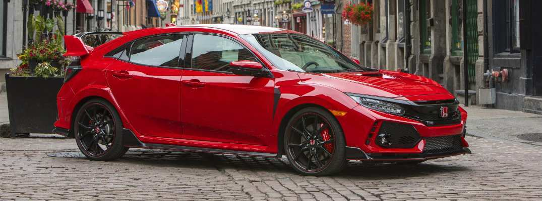 12 A 2019 Honda Civic Type R First Drive