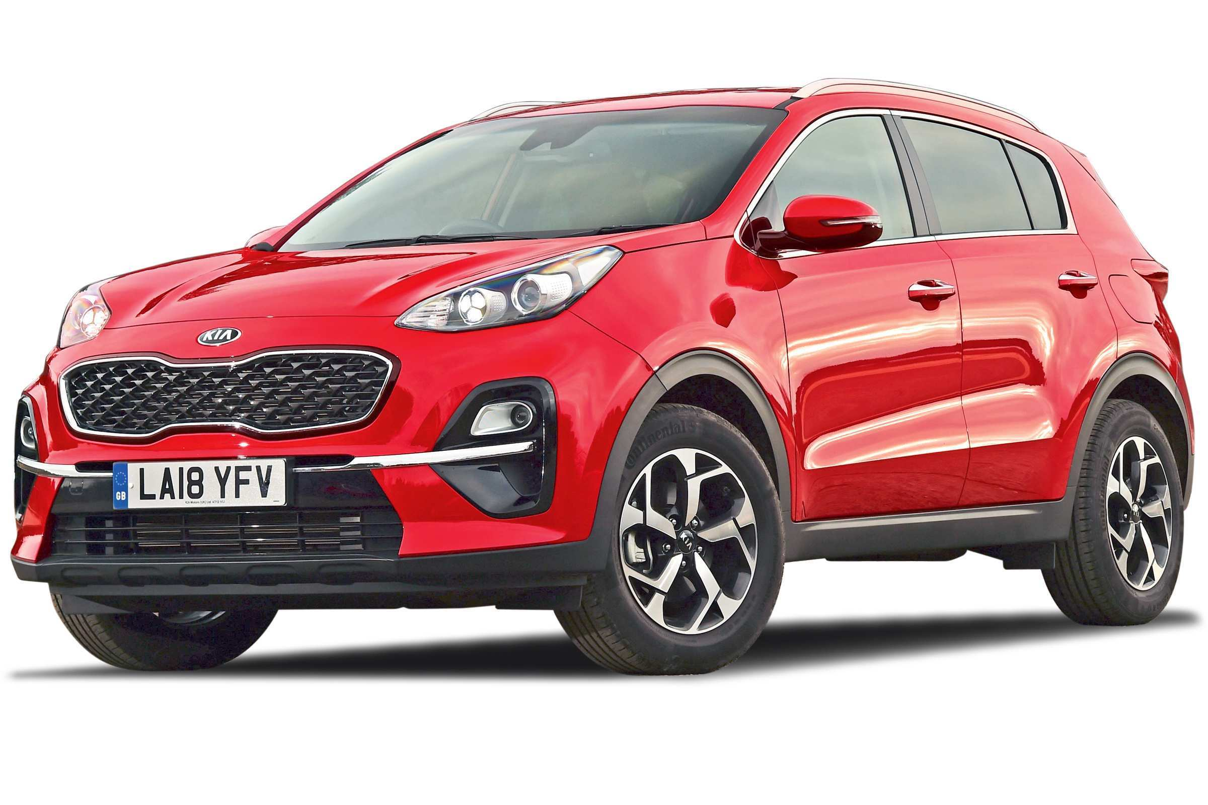12 A 2019 Kia Sportage Review Performance And New Engine