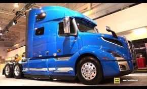 12 A 2019 Volvo Vnl 860 Globetrotter Price Exterior And Interior