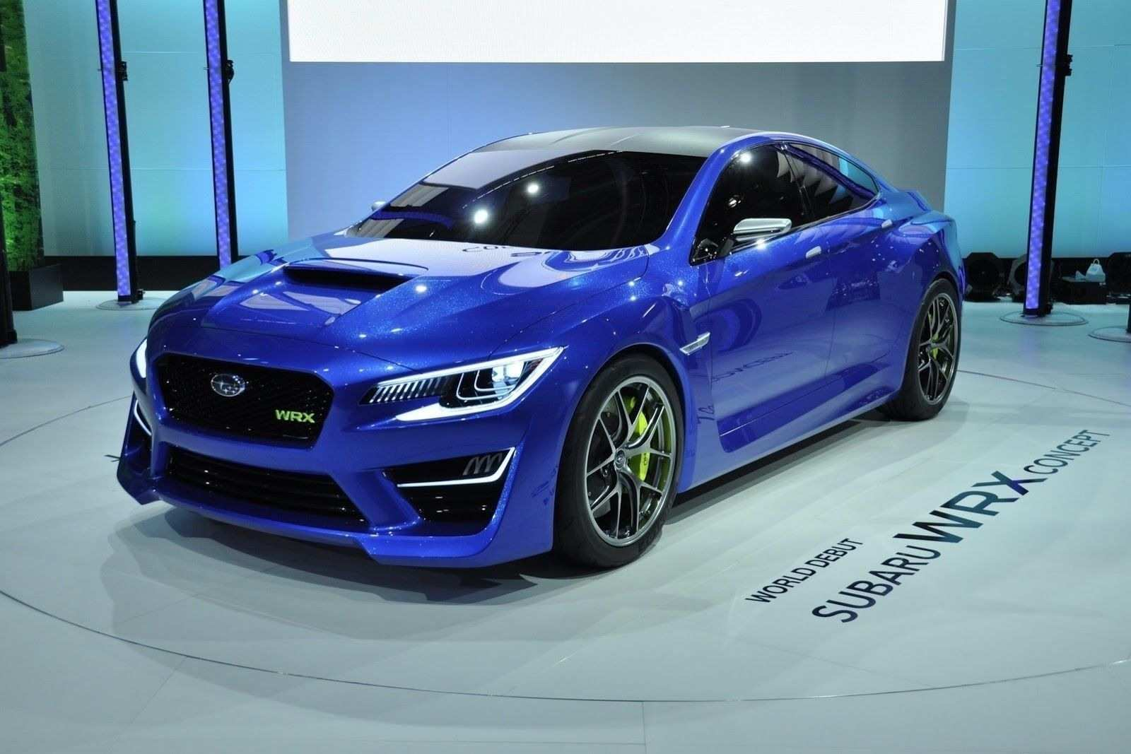 12 A 2019 Wrx Sti Hyperblue Specs And Review