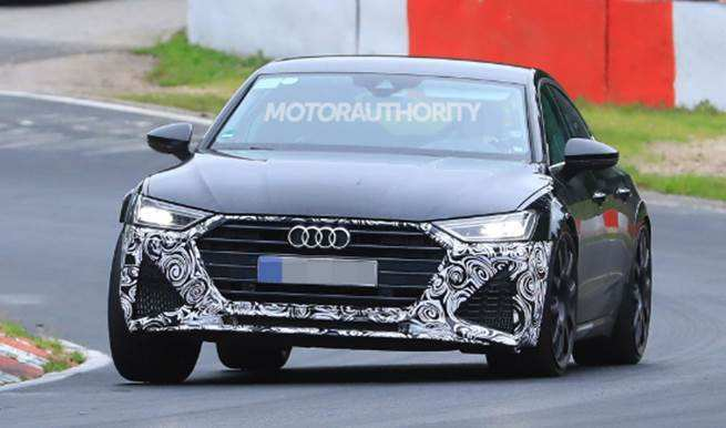 12 A 2020 Audi Rs7 Picture