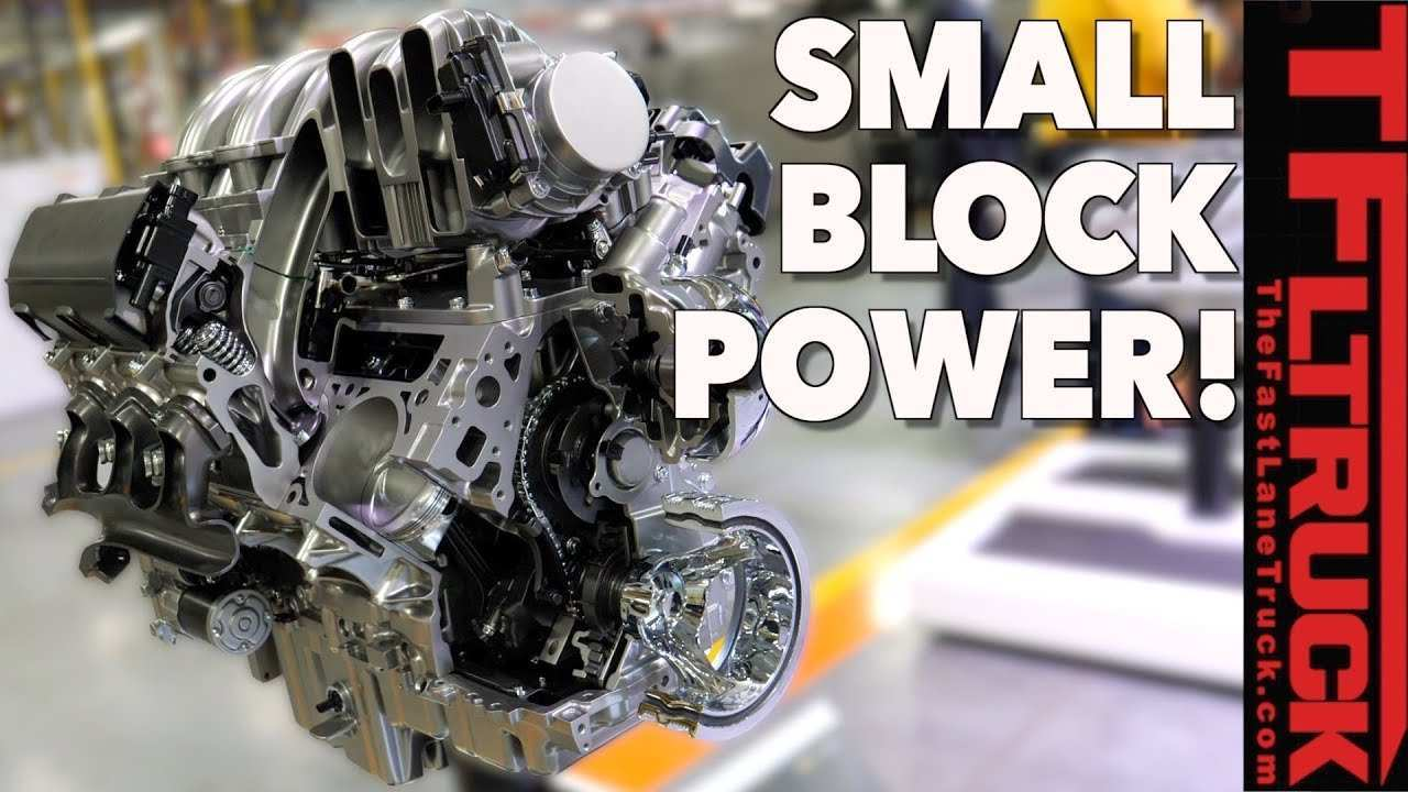 12 A 2020 Chevrolet 6 6 Gas Engine New Review
