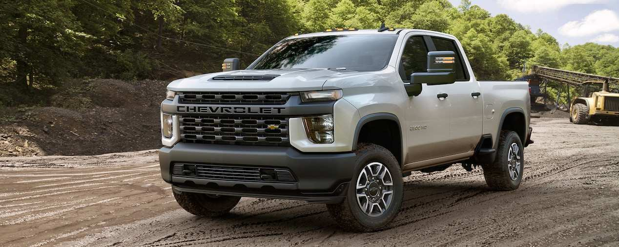 12 A 2020 Chevrolet K2500 Picture