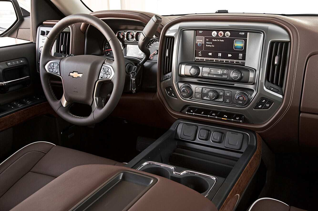 12 A 2020 Chevrolet Silverado Hd Interior New Review