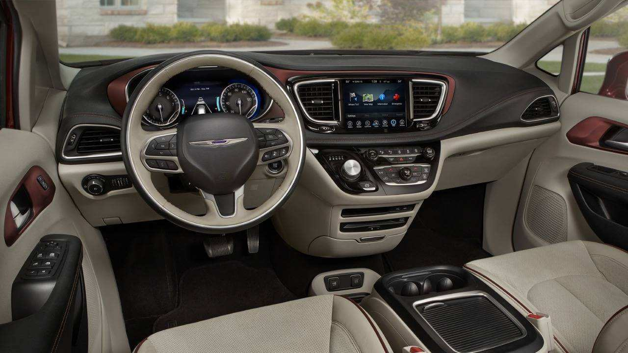 12 A 2020 Chrysler Town Price Design And Review