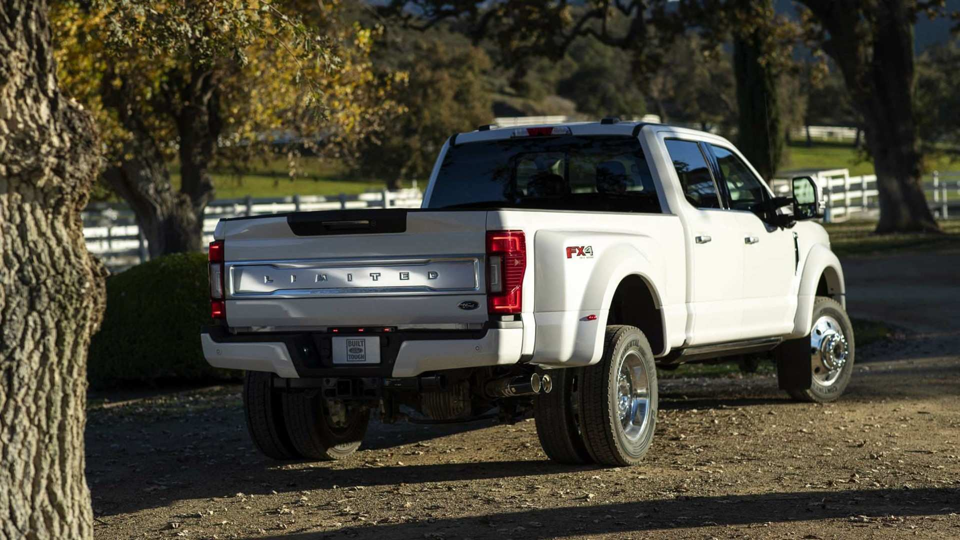 12 A 2020 Ford F 250 Speed Test