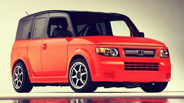 12 A 2020 Honda Element Redesign And Concept