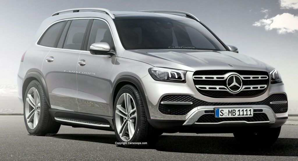 12 A 2020 Mercedes Gl Class Photos